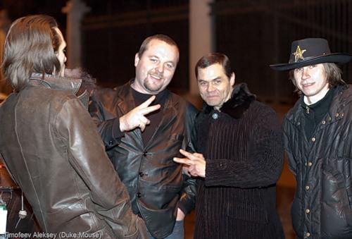 Из Архивов фотографа: Открытие сезона 17 апреля 2009 года