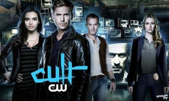 Культ (Cult), новый (по крайней мере для меня) сериал