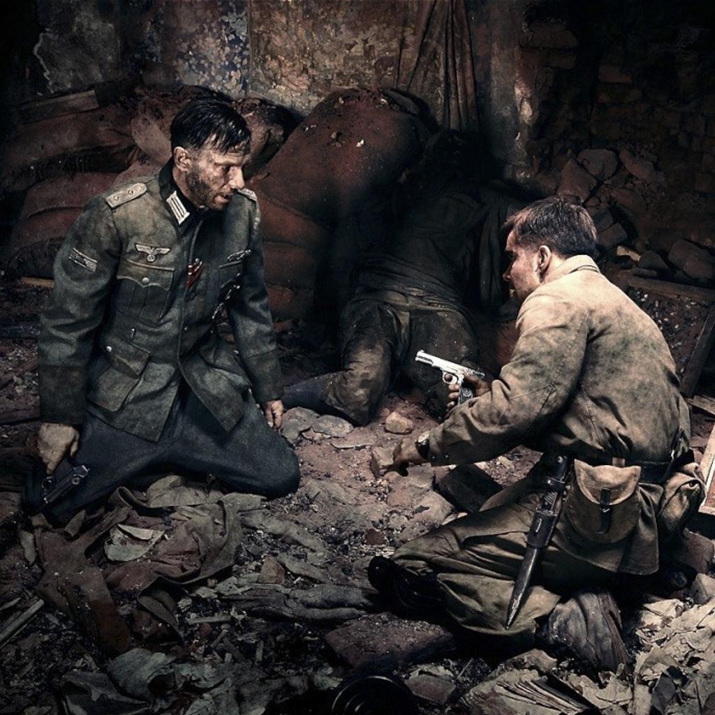 сталинград фильм 2013