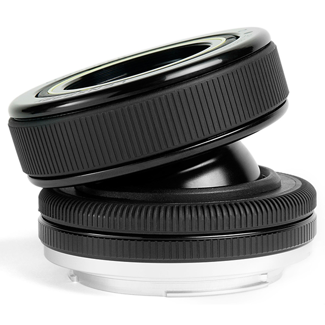 Объективы LensBaby Ultimate Portrait Kit Nikon EF.