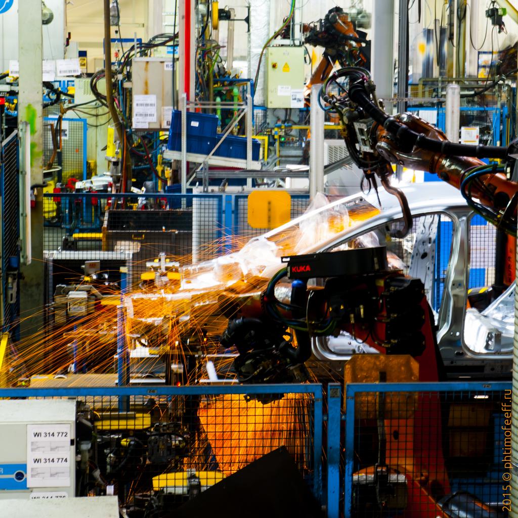 Завод Ford Sollers Старт производства Ford Focus 4