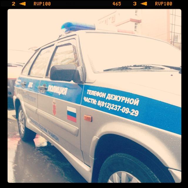 Один день в ОГИБДД Петроградском или разбор ДТП изнутри. Часть 1